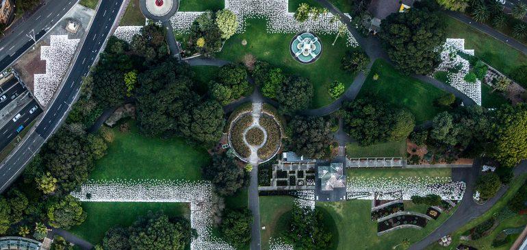 SHIELDS Botanical Gardens Sydney